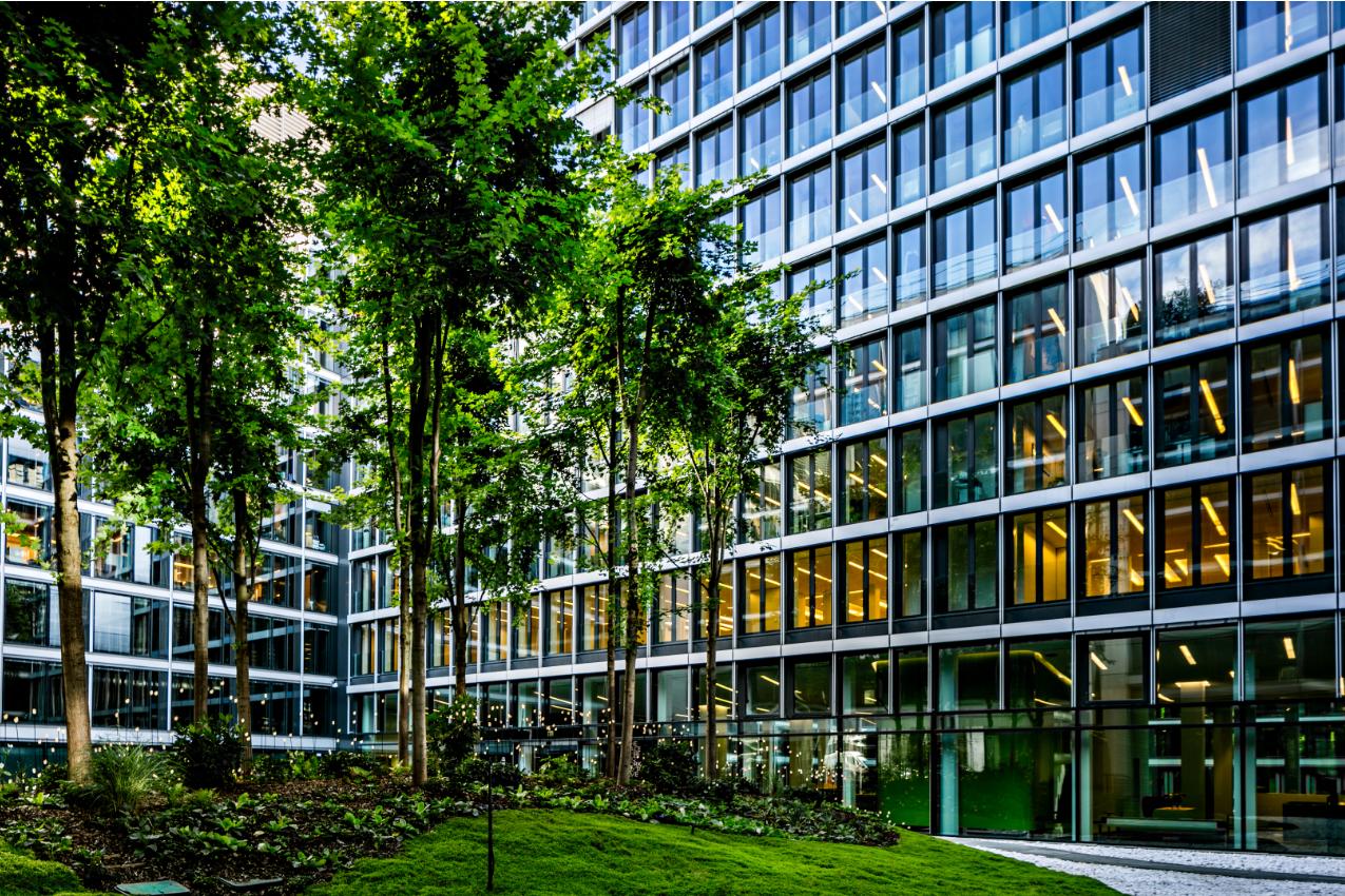 Invesco Real Estate, Capital 8, Paris, Frankreich